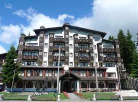 RTA Hotel Catturani, hotel a Madonna di Campiglio
