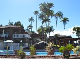 Pousada Terê Parque, hotel with pools in Teresópolis
