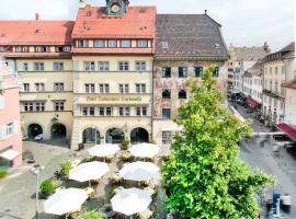 Romantik Hotel Barbarossa, hotel in Konstanz