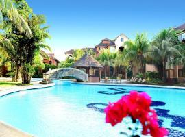 Buganvillas Hotel Suites & Spa, hotel in Santa Cruz de la Sierra
