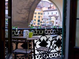 Pontevecchio Relais, bed & breakfast Firenzessä