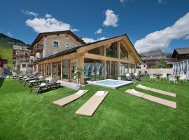 Bivio Hotel Maison, hotel v Livignu