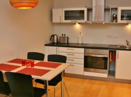 Kuressaare Holiday Apartments, apartement Kuressaares