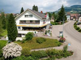 Hotel-Restaurant Sternen, hotel near Alt St. Johann-Sellamatt, Nesslau