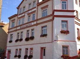 Hotel Klostergarten, hotel in Eisenach