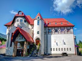 House of Dracula Hotel, hotel din Poiana Braşov