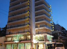 Balasca Hotel, hotel in Athene