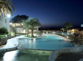 Avra Beach Resort, отель в городе Иксия