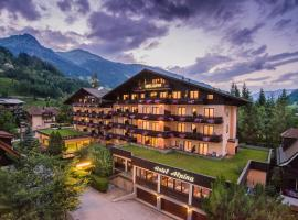 Hotel Alpina - Thermenhotels Gastein, отель в городе Бад-Хофгастайн