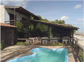Pousada Vira Sol, guest house in Trairi