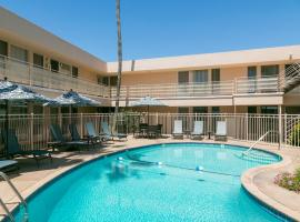 La Jolla Riviera Inn, hotel near Scripps Institution of Oceanography, San Diego