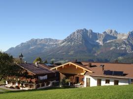 Appartement Unterhollenau, hotel near Sonnenlift, Going am Wilden Kaiser