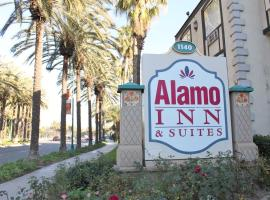 Alamo Inn and Suites - Convention Center, hotel near Disneyland, Anaheim