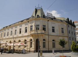 Hotel Beograd, hotel in Čačak