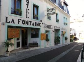 Hôtel La Fontaine, hôtel à Lourdes