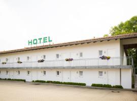 Apart Hotel Weimar, hotel near Weimar City Palace, Weimar