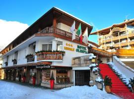 Hotel Olimpia, hotel a Cortina d'Ampezzo