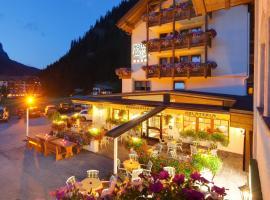Hotel Villa Eden, hotel a Corvara in Badia