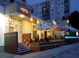 Hotel Kristína, hotel v destinaci Dubnica nad Váhom