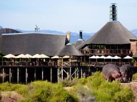 Buffelsdrift Game Lodge, hotel in Oudtshoorn
