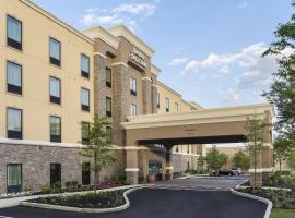 Hampton Inn & Suites Philadelphia Montgomeryville, hotel in North Wales
