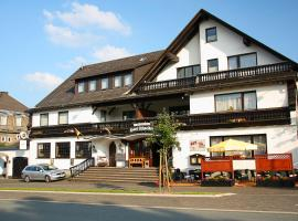Hotel Schneider, ski resort in Winterberg