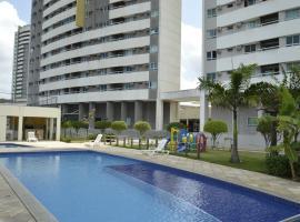 Apartamentos Verano, accessible hotel in Natal