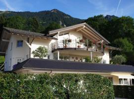 Ferienwohnung Hainzinger, hotel in Rettenberg