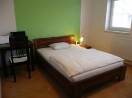 Hotel Pod Zelenou – hotel w Czeskim Cieszynie