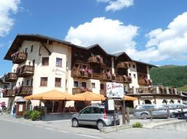 Hotel La Pastorella, hotel in Livigno