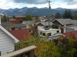Bon Homme View, hotel in Jasper