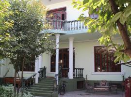 Green House Hostel, hotel in Dushanbe
