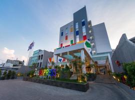 Zuri Express Mangga Dua, hotel in Jakarta