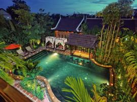 Villa Indochine D'angkor, hotel in Siem Reap
