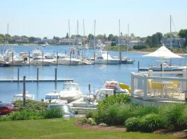 Anchor In Distinctive Waterfront Lodging, hotel in Hyannis