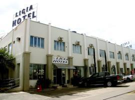Licia Hotel, hotel em João Pinheiro