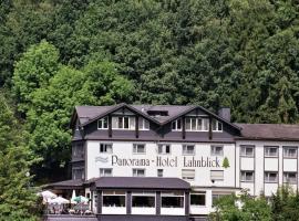 Hotel Lahnblick, отель в городе Бад-Ласфе