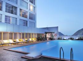 Maqna Hotel by Prasanthi, hotel di Gorontalo