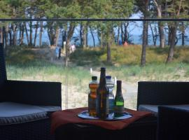 Apartment mit Meeresblick, hotel near KdF seaside resort in Prora, Binz
