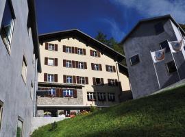 Zermatt Youth Hostel, hotel in Zermatt