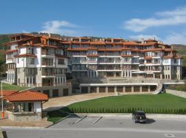 Apartments in Complex Garden Palace, apartment in Balchik