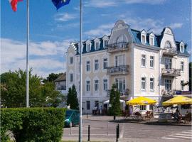 Hotel Nautilus, hotel near The Angel's Fort, Międzyzdroje