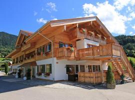 Alpinhotel Berchtesgaden, hótel í Berchtesgaden