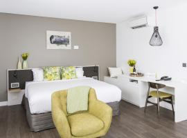 The Kingsford Brisbane Airport, Ascend Hotel Collection, hotel with jacuzzis in Brisbane
