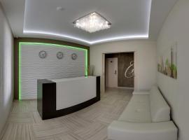 Гостиница Силуэт, отель в Ижевске