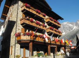 Residence Cima Jazzi, Hotel in der Nähe von: Dufourspitze, Macugnaga