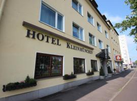 Hotel Kleinmünchen Garni, hotel a Linz