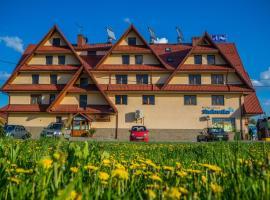 Dom Wypoczynkowy Stokrotka, hotel in Białka Tatrzańska