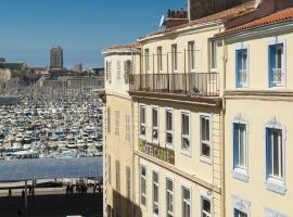Hôtel Carré Vieux Port, hôtel à Marseille