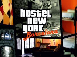 Hostel New York, vandrerhjem i Barcelona